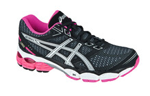 Asics Women's Gel Pulse 5 GTX W black/silver/hot pink